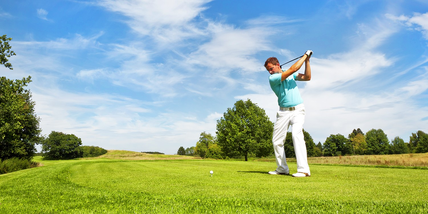 $49 -- Golf Digest-Praised Course: Round for 2, Reg. $116
