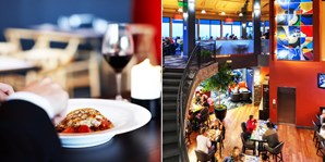 $55 -- Half Moon Bay: Dinner for 2 at Flavor, Reg. $99