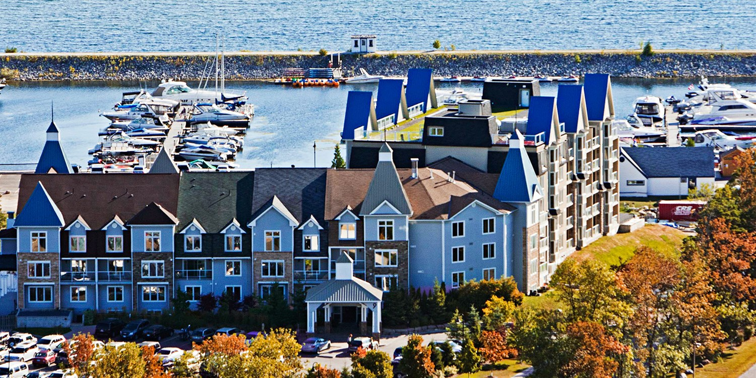 $119 -- Collingwood Resort Getaway, Reg. $190