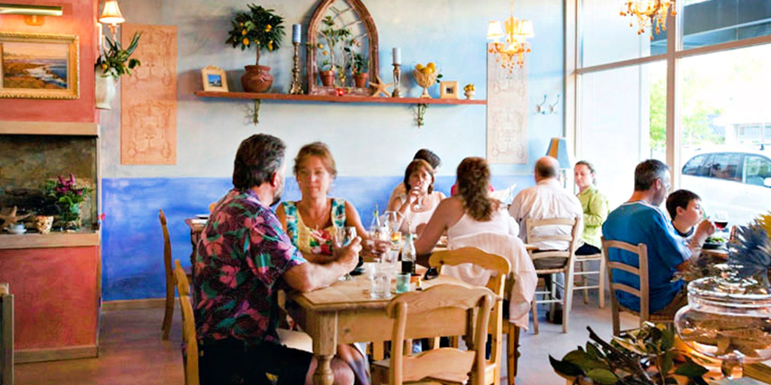 $45 -- Mondello Ristorante: Italian Dinner for 2, Reg. $83