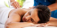 £29 -- Massage, Afternoon Tea & Bubbly, up to 56% Off