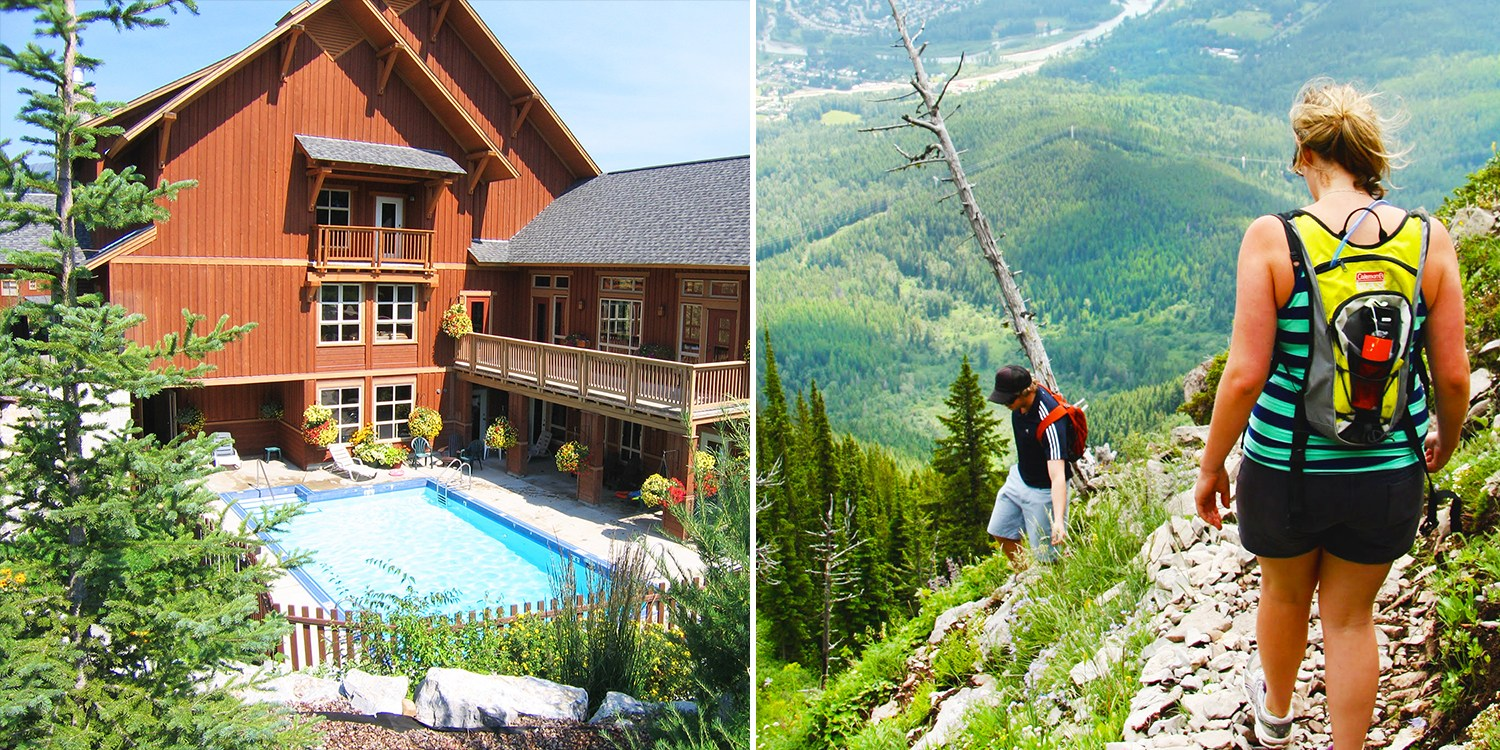 $169 -- 2-Night Canadian Rockies Retreat, Save 55%