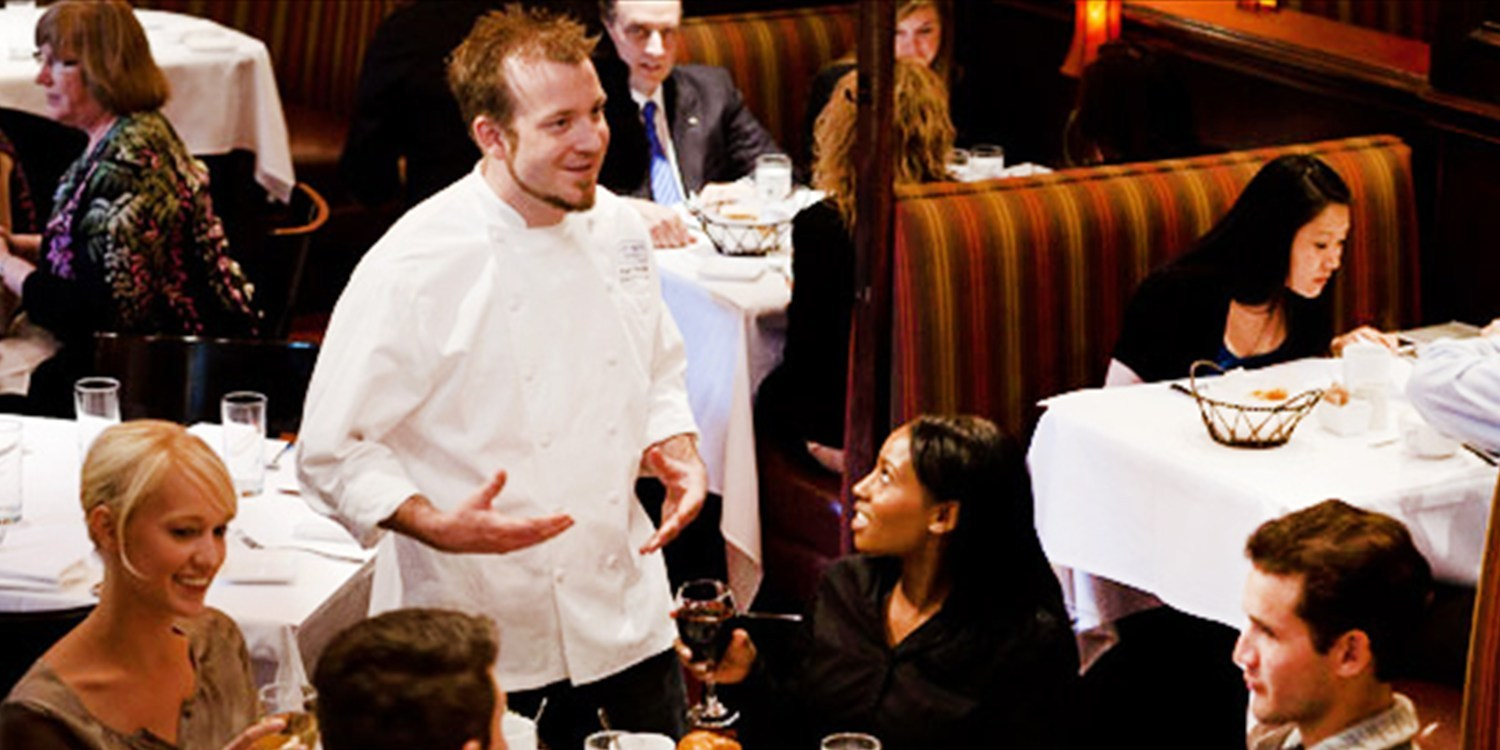 $19 & up -- Lunch or Dinner for 2 near Michigan Avenue