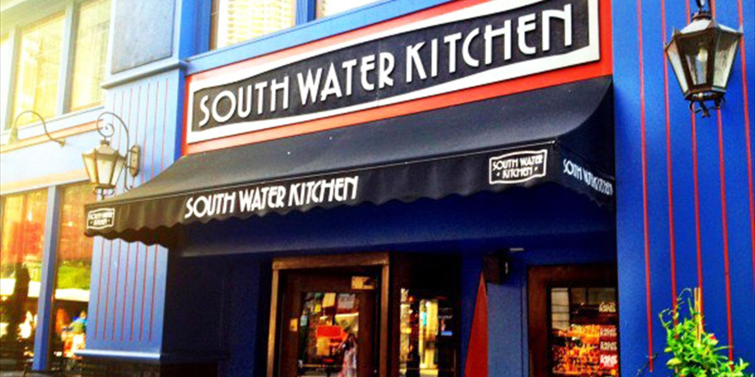 South Water Kitchen: Dinner & Drinks or Lunch, Up to 50% Off