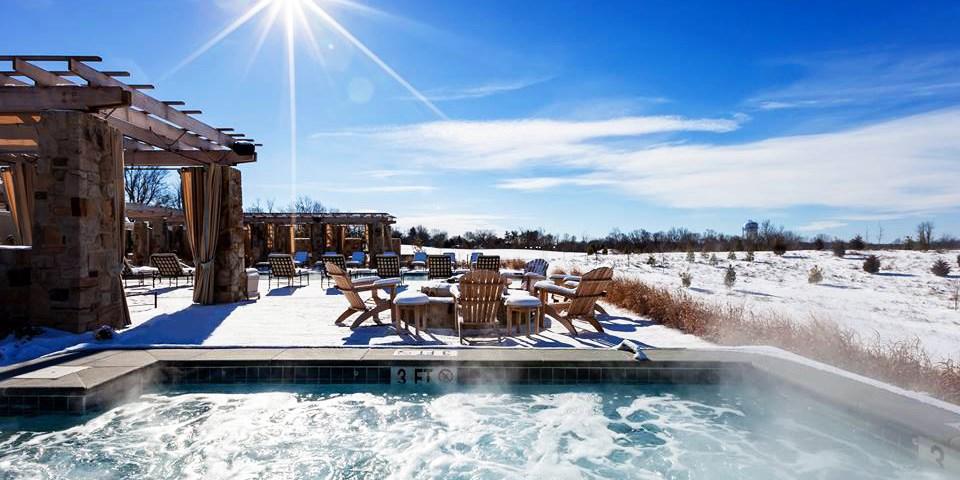 $189 -- Salamander Resort: Quench & Relax Package, Reg. $280