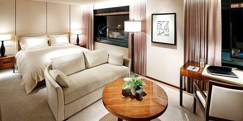 $1,353 起 -- 61 折!首爾頂級五星酒店 豪歎升級房+自助早餐 紅日適用