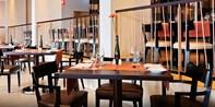 35 € -- Samstags-Lunchbuffet mit Getränken im Hilton Mainz