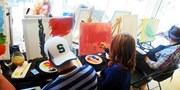 Top-Rated BYOB Painting or Candle Making Class, Save 55%