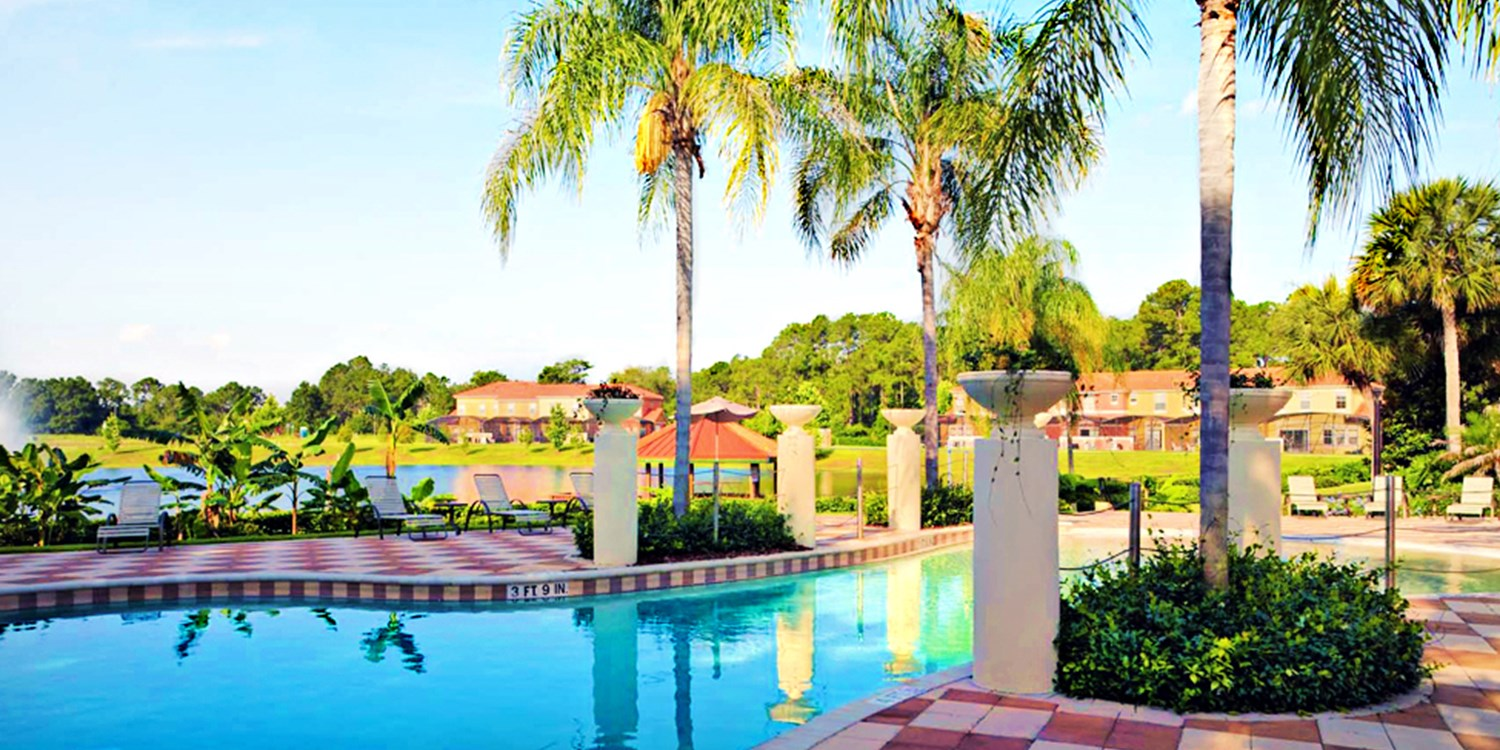$179 -- Orlando: 2 Nights in a 2-Bedroom Villa, 45% Off
