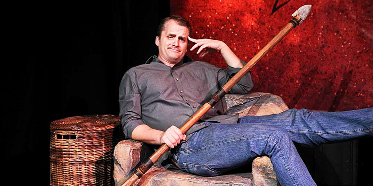 $19 -- 'Defending the Caveman' Comedy in Vegas, Reg. $54