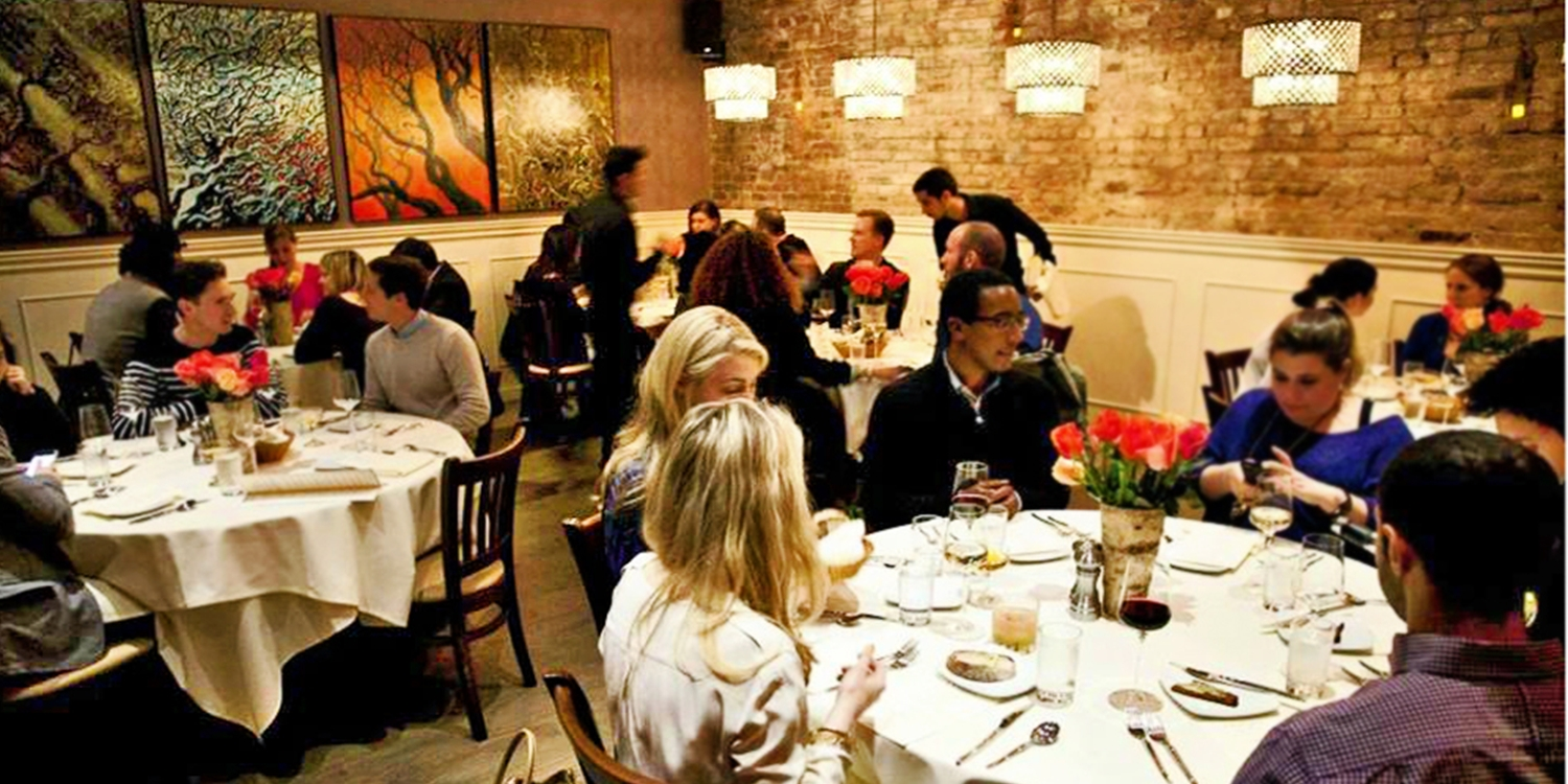 $65 -- Zagat-Pick Russian Dinner for 2 in Soho, Reg. $136