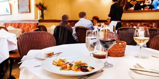 $37 -- Kitsilano: 'Delightful' French Dining for 2, Reg. $74