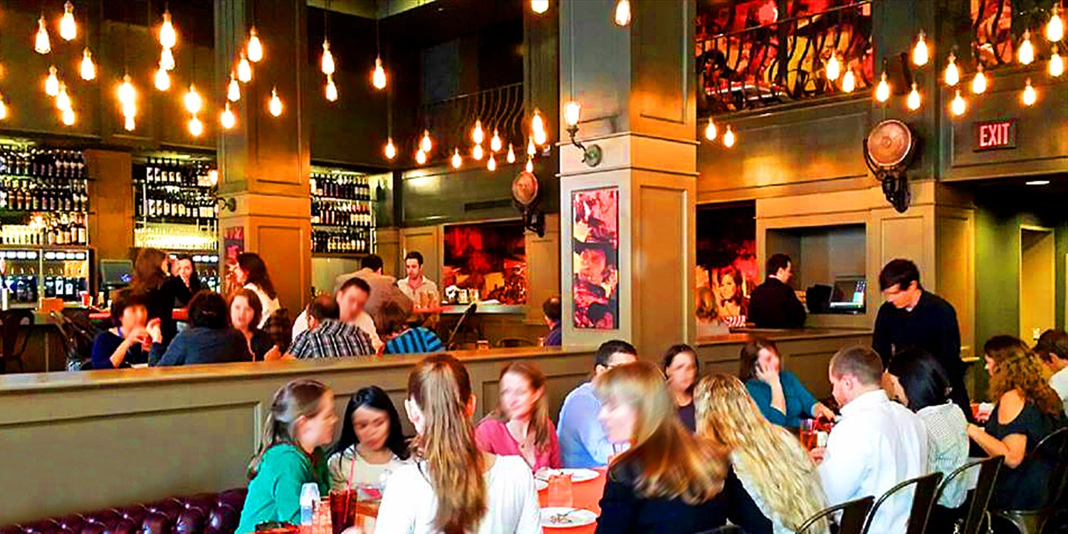 $15 -- Due Forni: 'Best Pizza' & 'Stylish' Italian, 50% Off