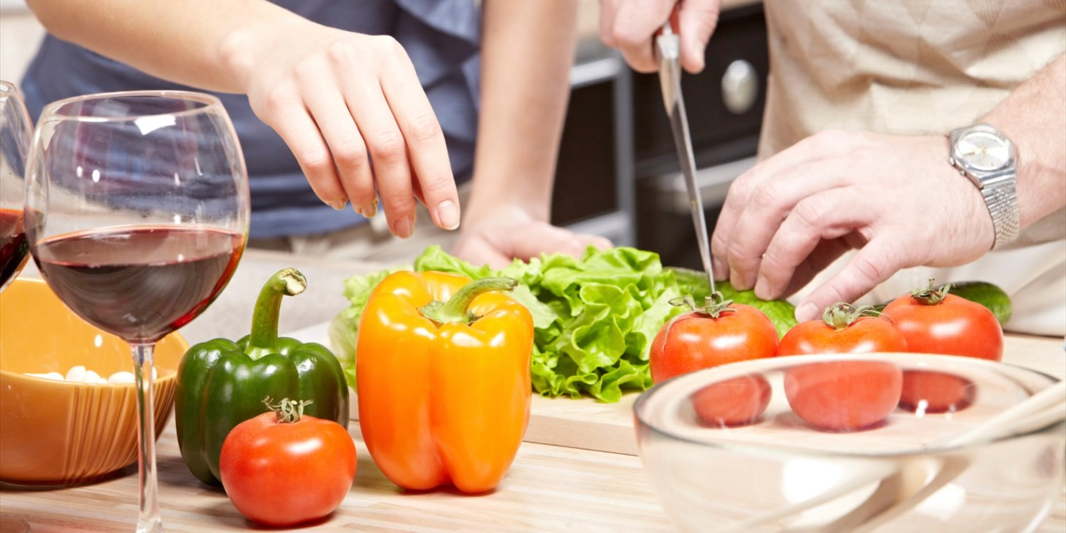 Chef-Led Italian Cooking Class with Wine, $50 Off