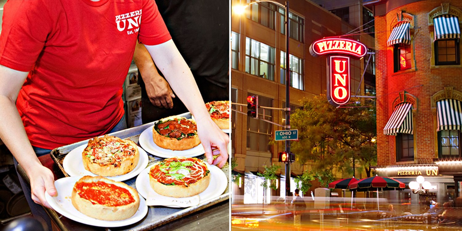 $35 -- Pizzeria UNO: Deep-Dish Cooking Class w/Lunch