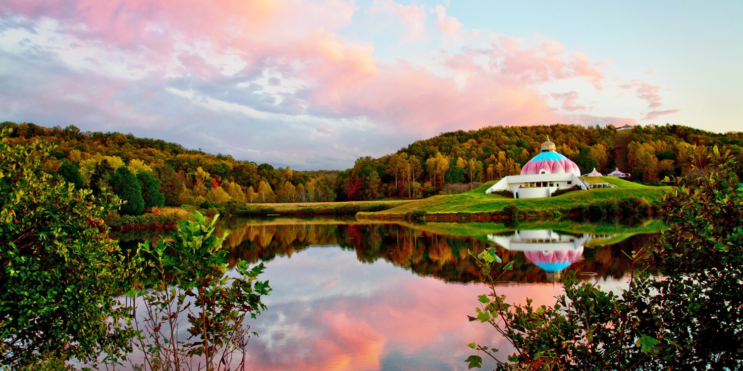 $169 -- Virginia: 2-Night Weekend Yoga Retreat, 40% Off