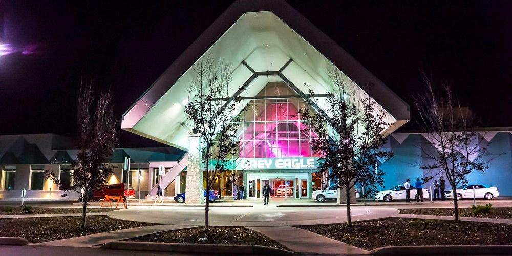 Grey Eagle Resort and Casino -- Calgary, Alberta
