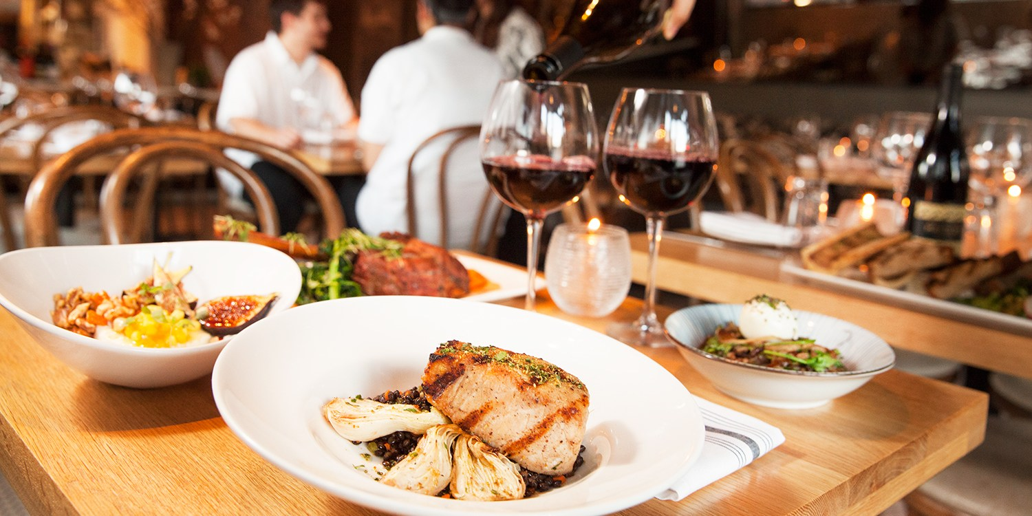 $59 -- 'Restaurant of the Year': Little Sparrow Dinner for 2