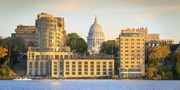 $89 -- Madison's Edgewater: Save 30% on Post-Holiday Stays