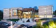 £89 -- Nottingham Eco-Hotel Stay w/Meals & Wine