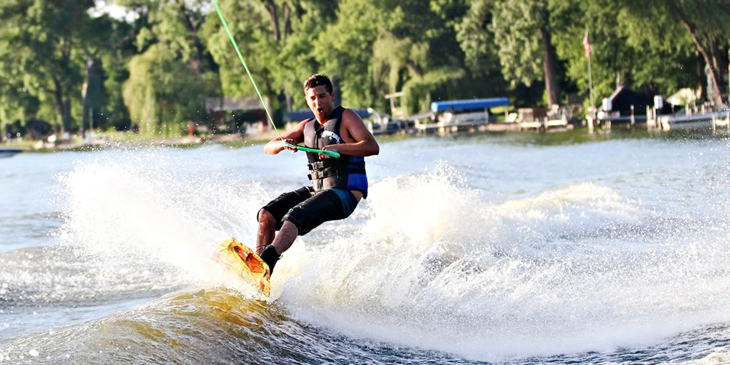 $89 -- Wakeboarding Lessons on the Fox River, Reg. $209