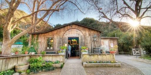 $29 -- Santa Barbara Wine Passport for 2: Visit 23 Locations