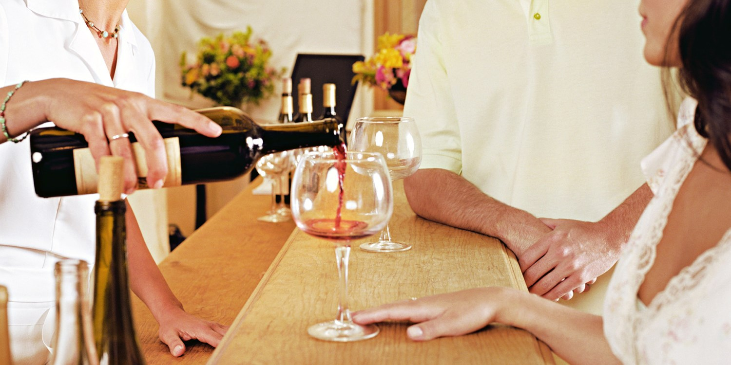 $29 -- Two-Hour Wine Tasting for 2 w/Bottle of Wine