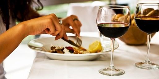 $45 -- Downtown Hamilton Wine Bar Dinner for 2, Reg. $76