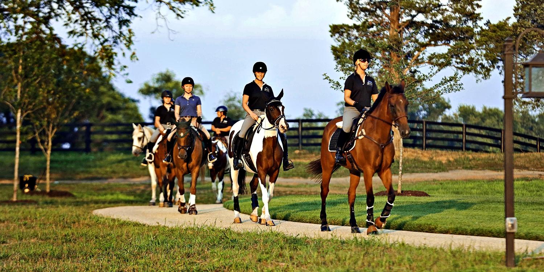 $65 -- Salamander Resort: Scenic Horseback Ride, Reg. $125