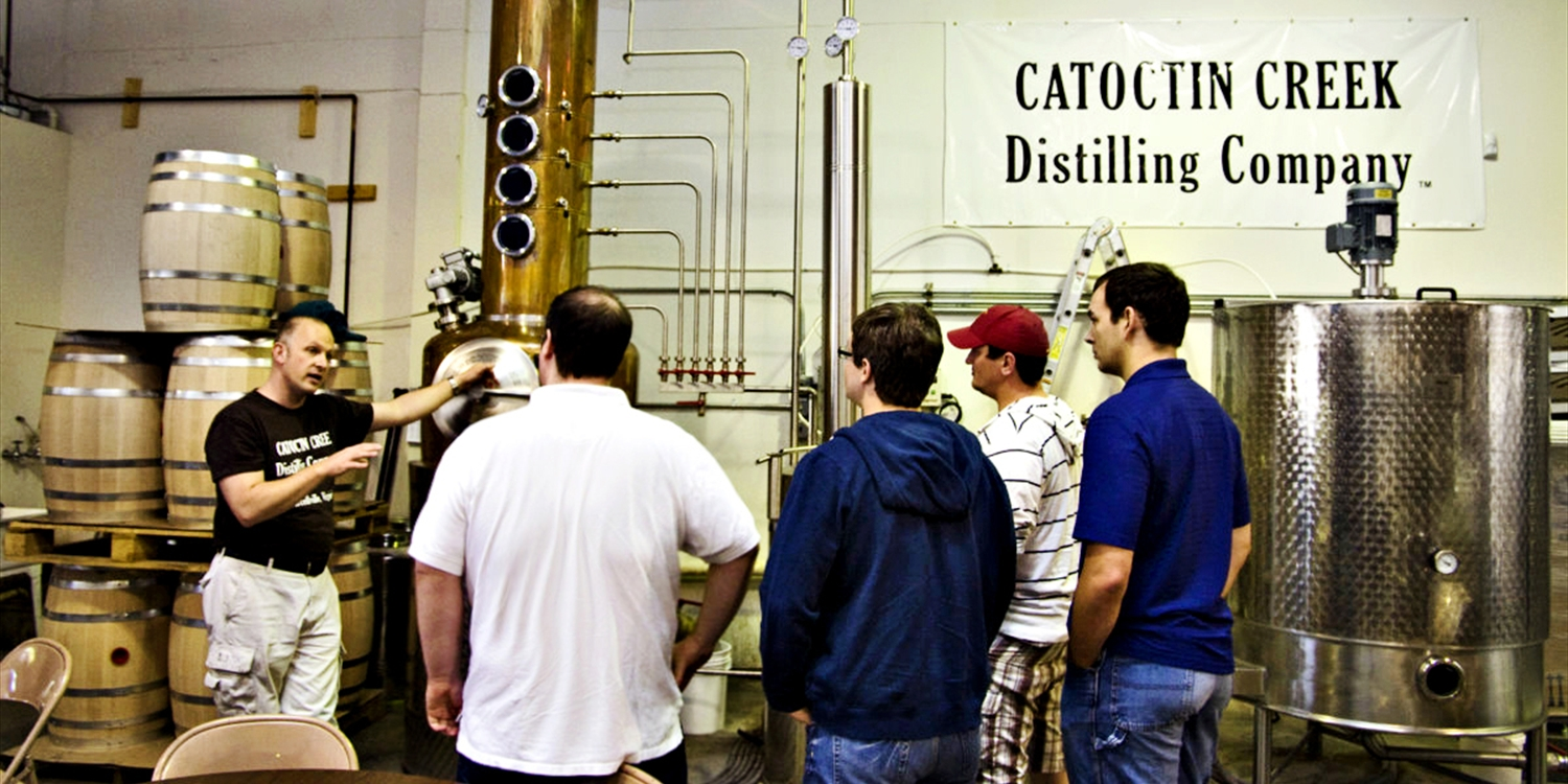 $11 -- Award-Winning Distillery: Tour for 2, Reg. $20