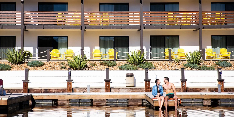 Lakehouse Hotel and Resort -- Lake San Marcos, CA