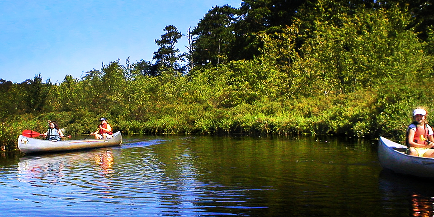 $29 -- Peconic River: Canoeing & Ice Cream for 2, Reg. $45