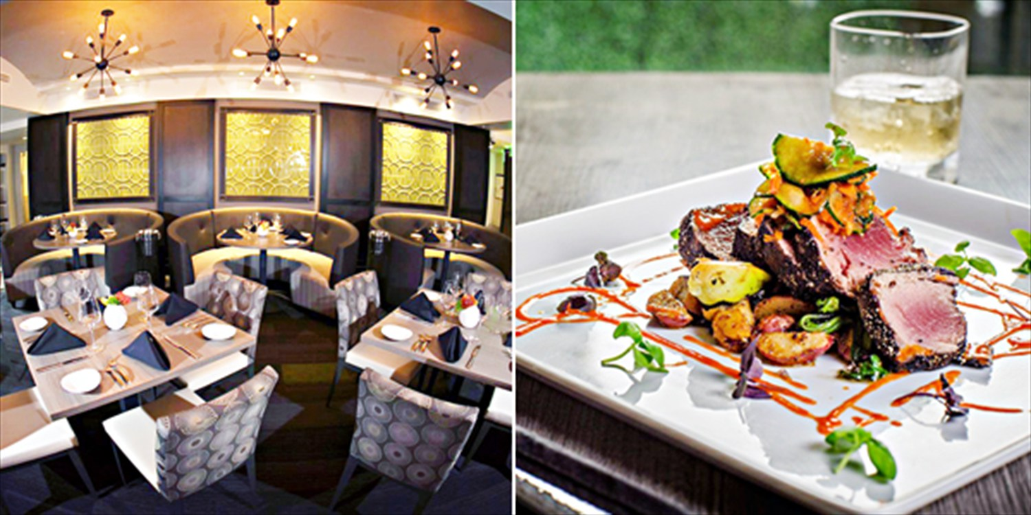 $45 -- Birchwood: Top-Rated Downtown Dinner for 2, Reg. $89