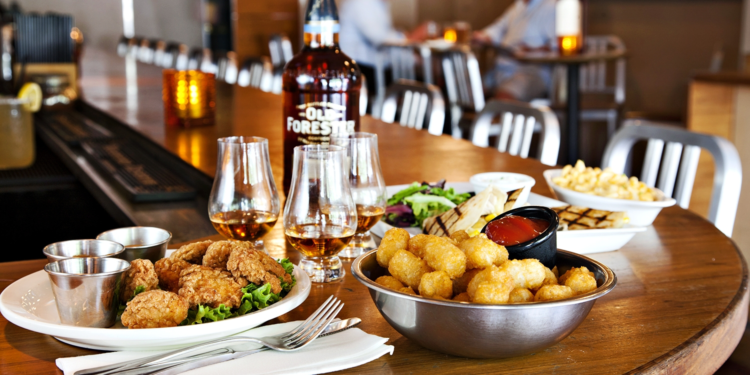 $35 & up --Top Bourbon Bar: Drinks or Dinner, up to 50% Off