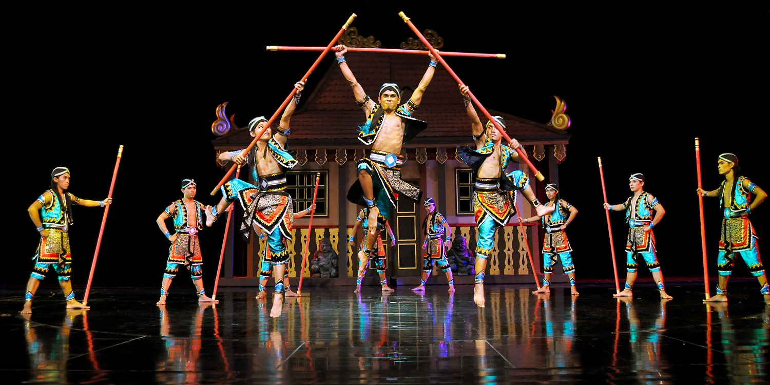$52 -- Bali: 90-min Enchanting Theatre Show, 39% Off