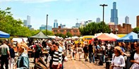 $4 -- Randolph Street Market: 2-Day Admission thru 2016
