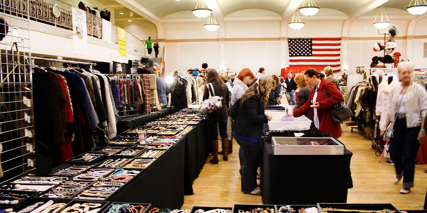 Holiday Market & Randolph Street Market: Half Off Admission