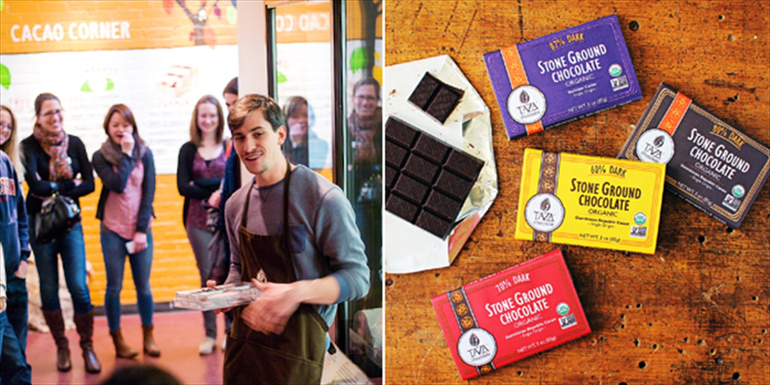 $8 -- 'Best of Boston': Taza Chocolate Factory Tour for 2