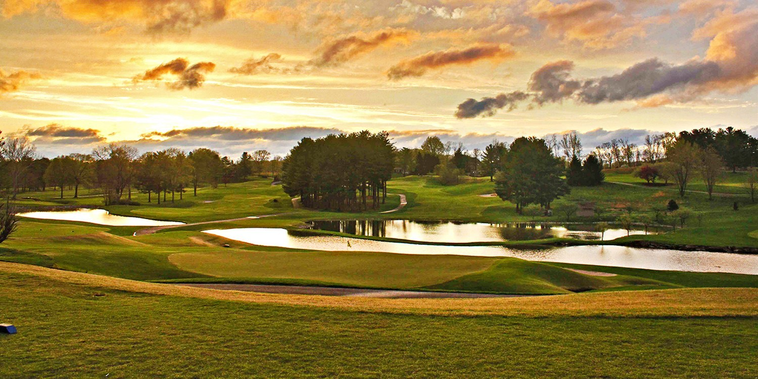 $69 -- Golf Country Club of Bristol: Round for 2, Reg. $112