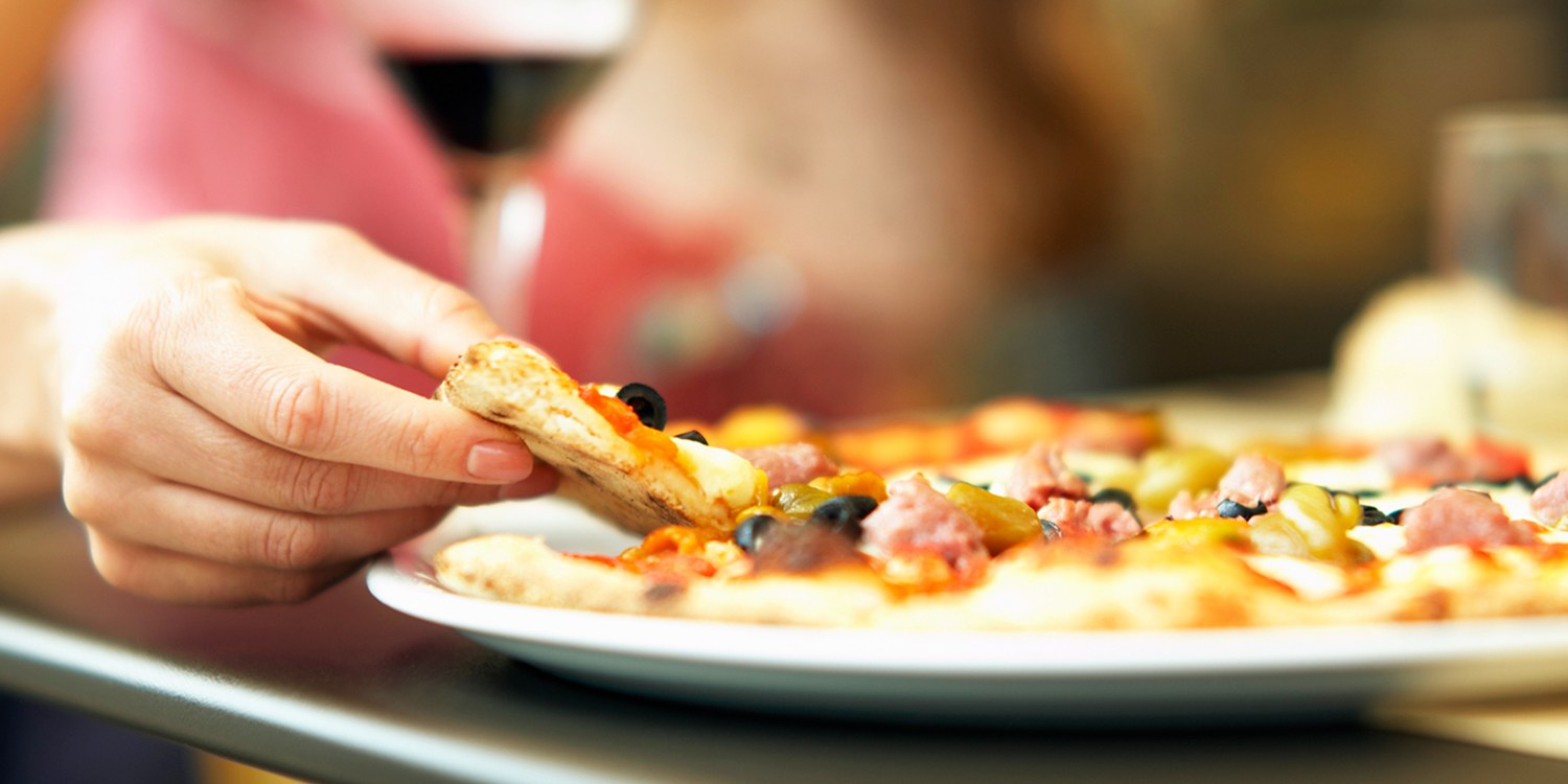 $10 -- Denver's 'Best Pizza': Half Off at SliceWorks in LoDo