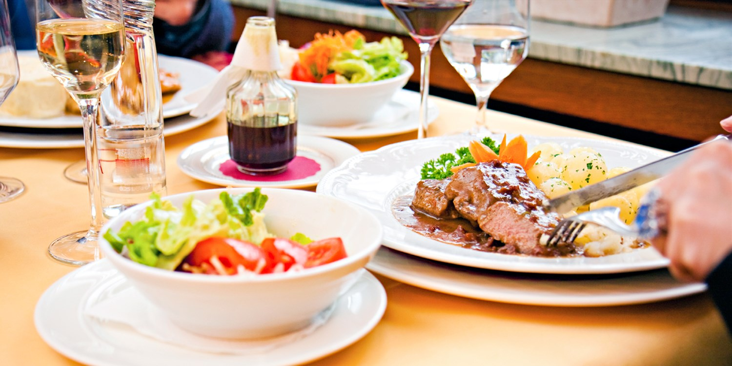 $55 -- Unlimited Steakhouse Dinner & Wine for 2, Reg. $71