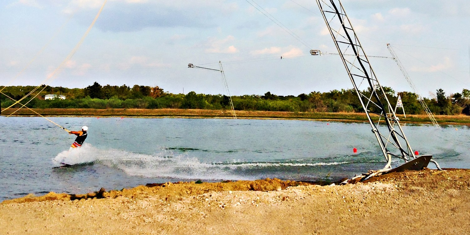 $29 & up -- Quest ATX: Half-Day of Wakeboarding for 2 or 4