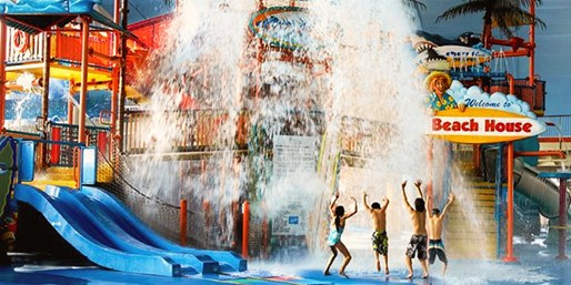 $59 & $179 -- Niagara Falls: Hotel Only or Water Park Bundle