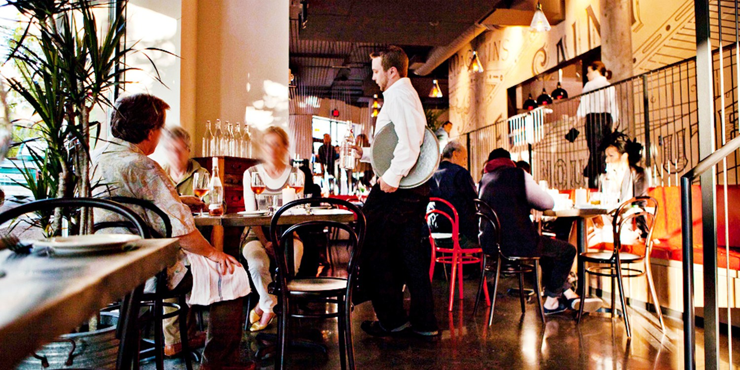 $55 -- Top-Rated French Dining for 2 at Le Zinc, Reg. $84