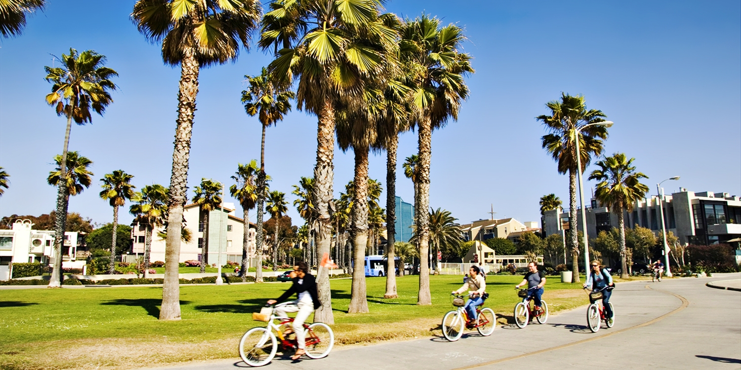 $92 -- All-Day La Jolla Electric Bike Tour/Rental, Half Off