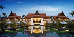 $4,589 -- 66 折 雙人 3 晚泰國寇立 JW Marriott 住宿 包每日三餐 + 60 分鐘 Spa