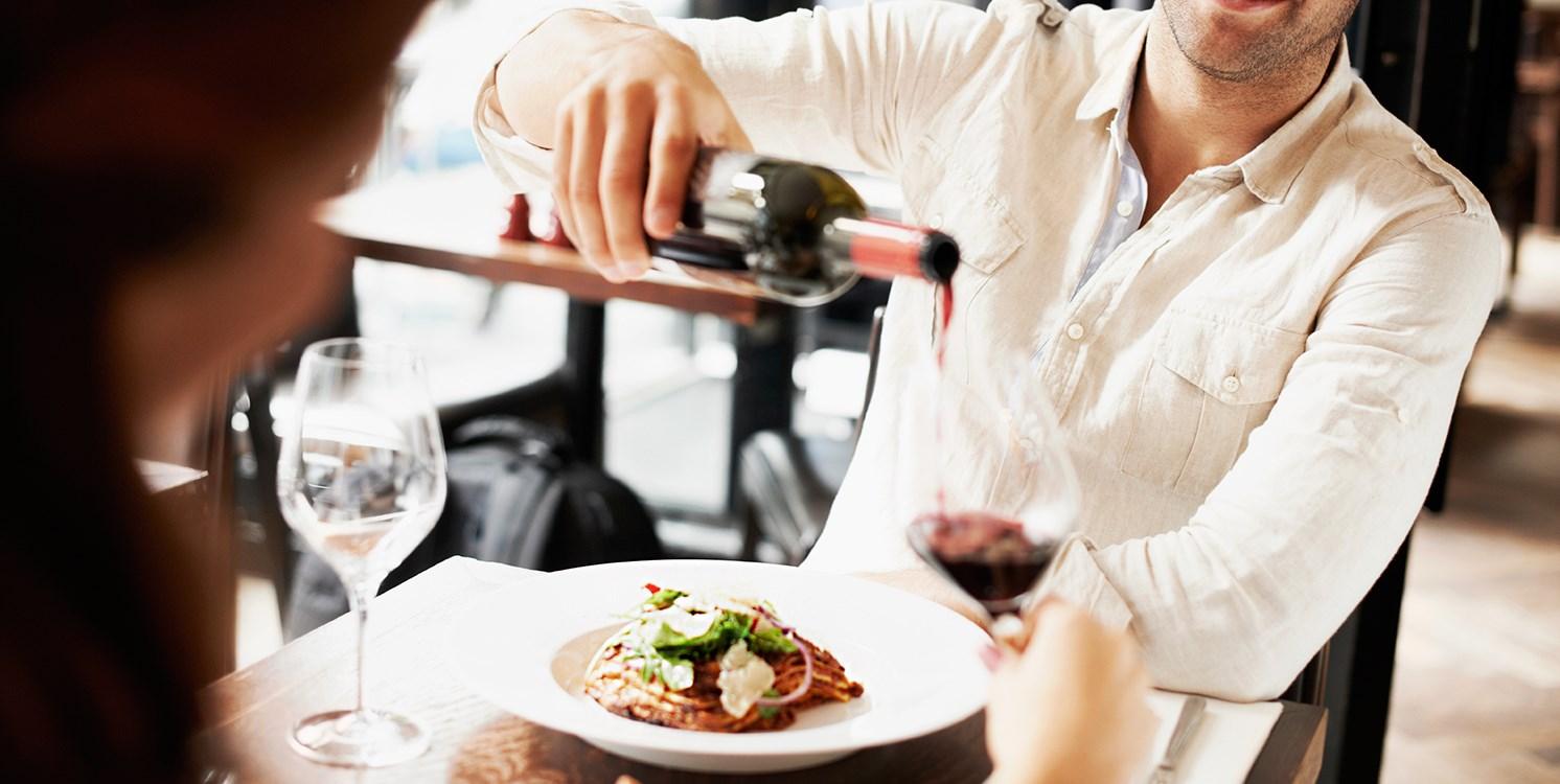 $49 -- Casa Mia: Post-Praised Italian for 2 w/Wine, Reg. $92