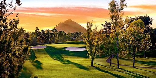 $55 -- Arizona Biltmore Golf: 18 Holes for 2 w/Cart & Lunch