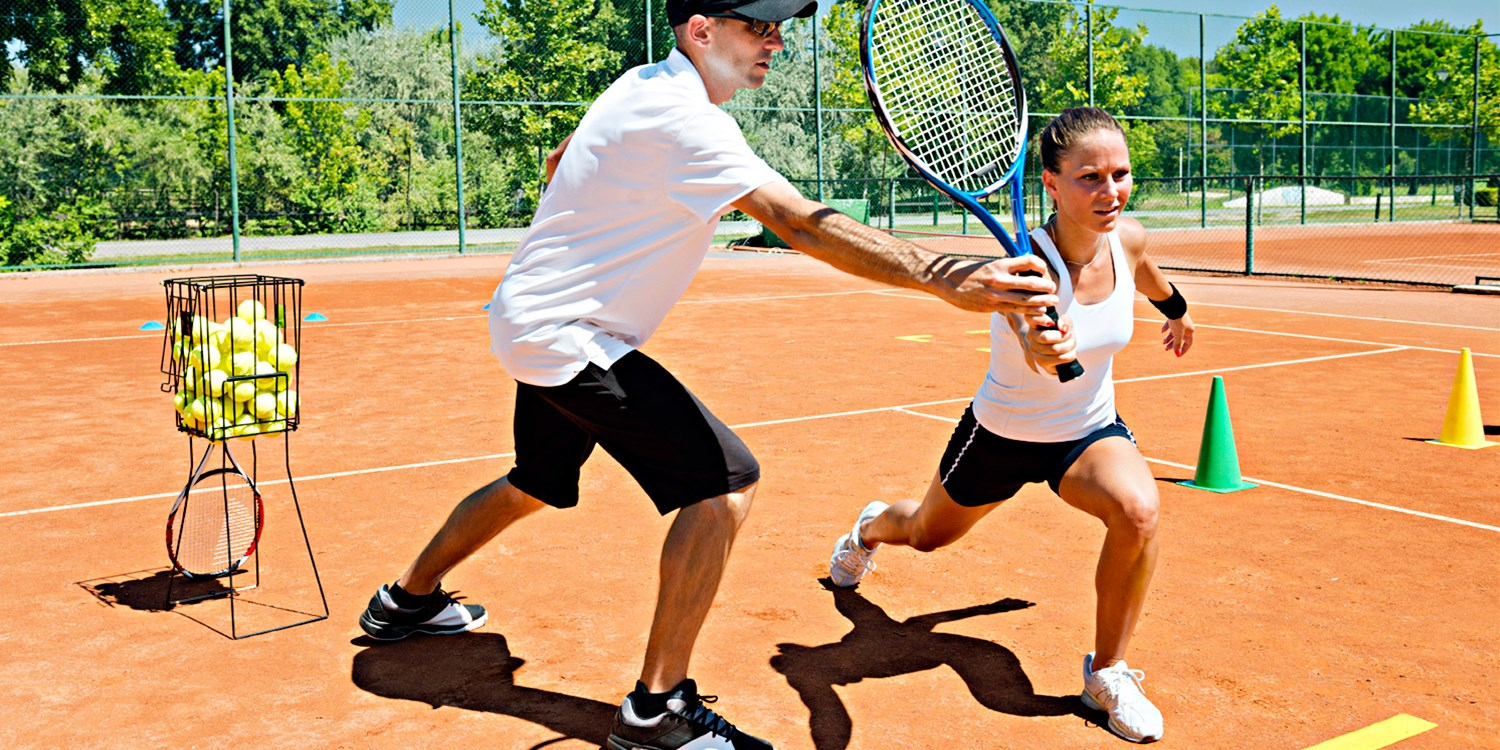 $49 -- Private Tennis Lesson in Marina del Rey, Reg. $100