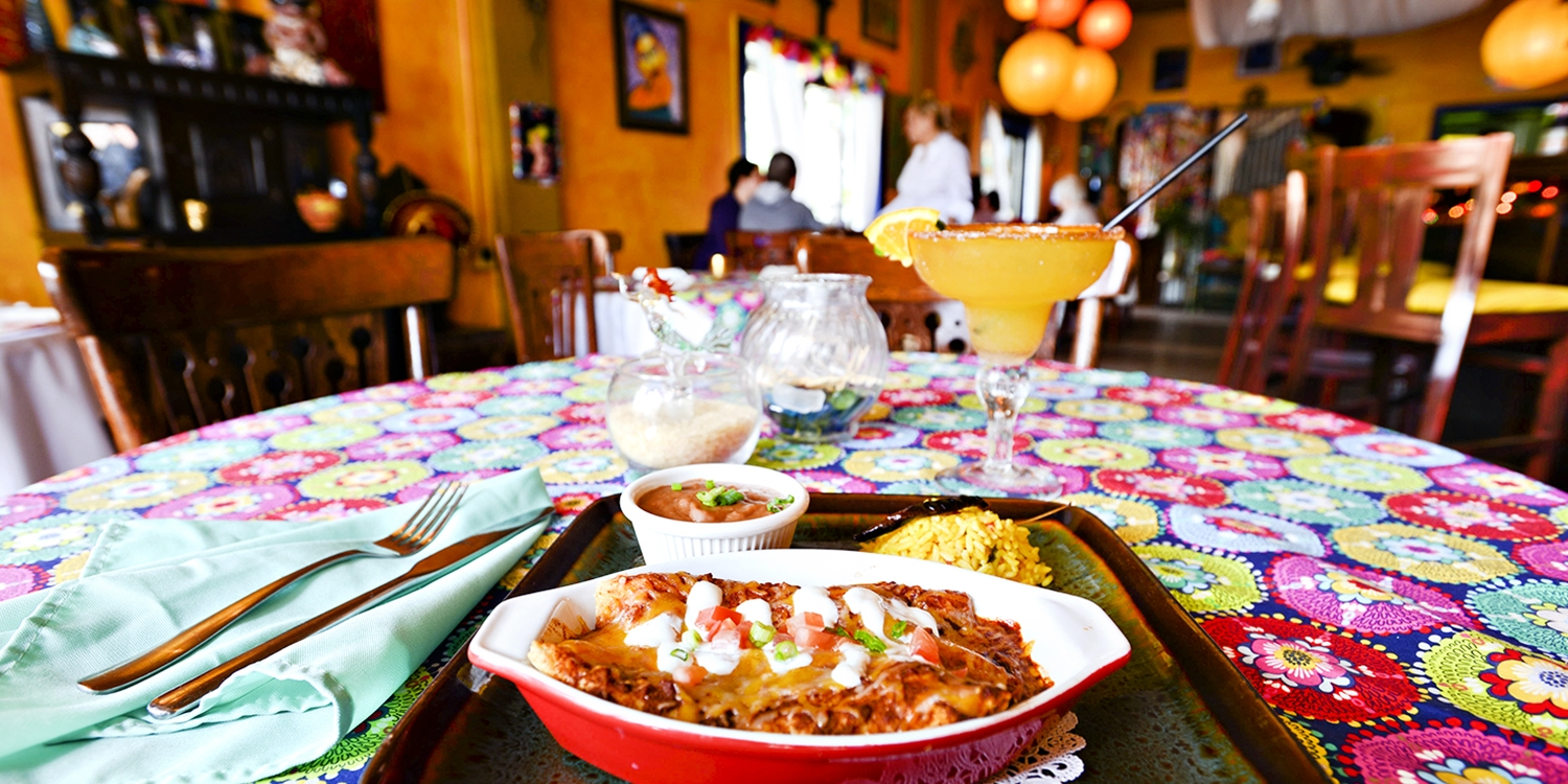 $20 -- La Sirena Gorda: Mexican Dinner for 2, Reg. $40